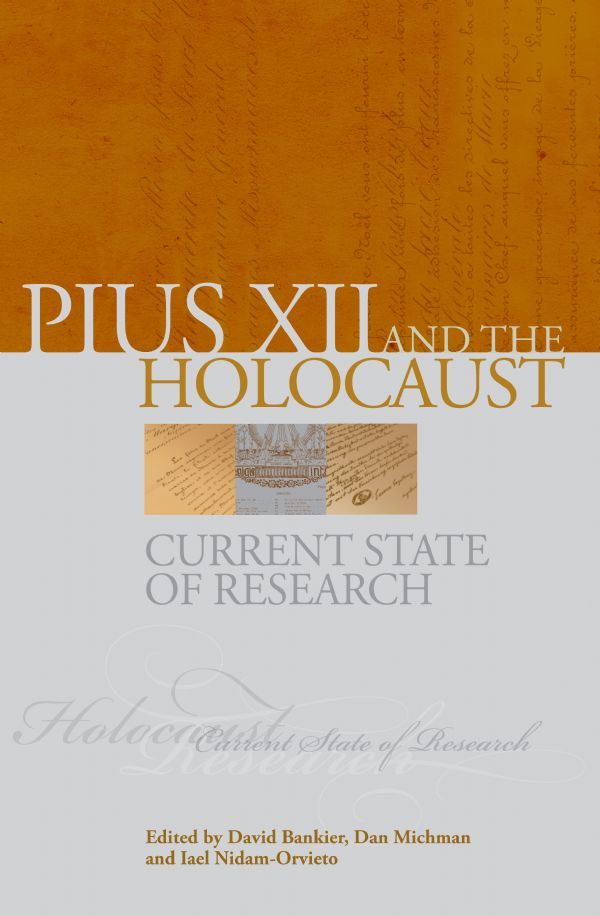 the church and the holocaust essay