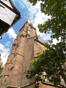 Pfarrkirche Marburg