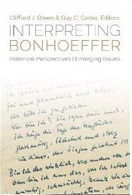 greencarter-interpretingbonhoeffer
